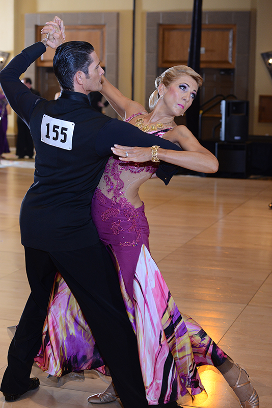 AZ Dancesport Jam 2015 Ballroom Competition