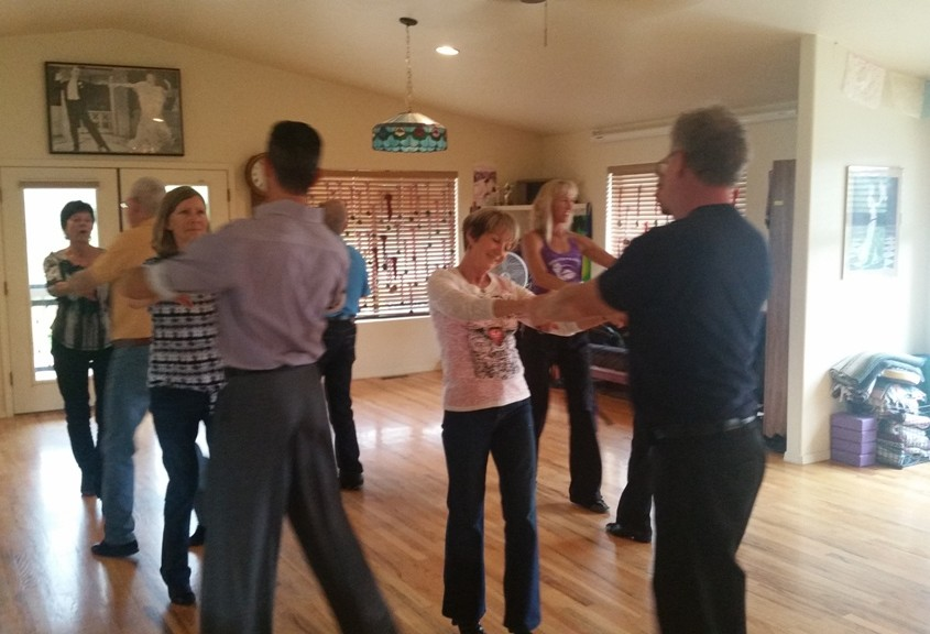 Prescott Ballroom Group Class Oct 2015