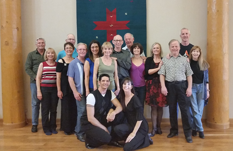 Flagstaff ballroom dance workshop Feb 2015