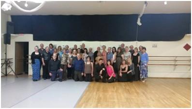 Flagstaff Ballroom Group Class