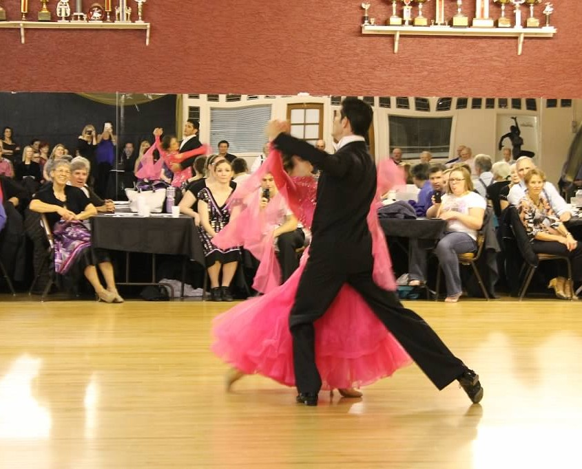 Tango Showcase 2014 Ballroom dancing in Phoenix