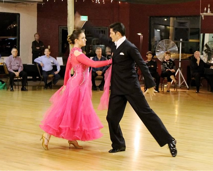 Tango Showcase 2014 Ballroom dancing in Phoenix